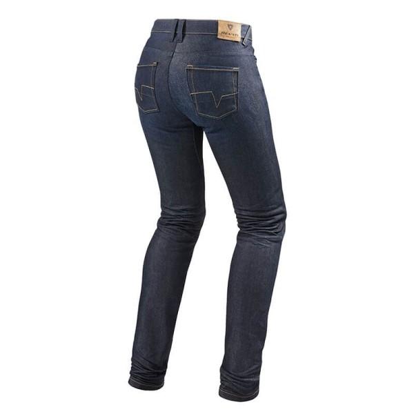 Motorcycle Jeans REVIT Madison 2 Lady Blu Used