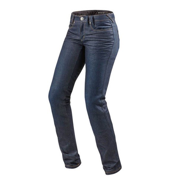 Jeans Moto REVIT Madison 2 Donna Blu Used