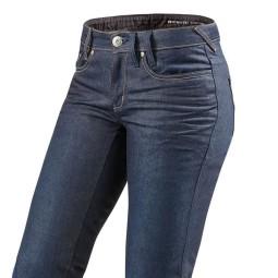 Motorrad Jeans REVIT Madison 2 Blau Used
