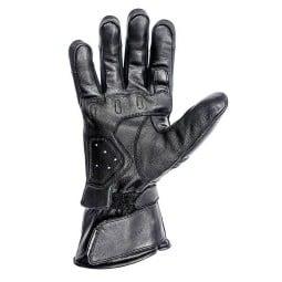 Motorradhandschuhe Helstons Titanium schwarz, Winter Handschuhe