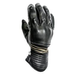 Motorradhandschuhe Helstons Rider schwarz ,Motorrad Lederhandschuhe