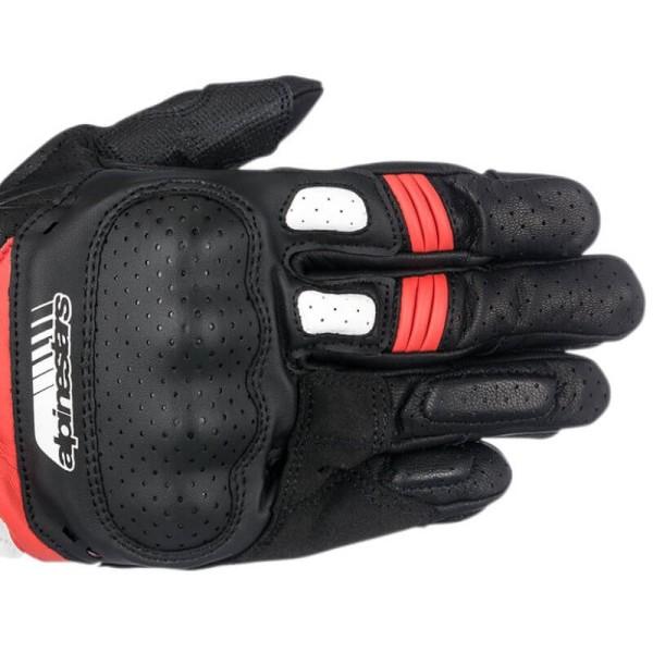 Guantes moto Alpinestars SP-5 negro rojo