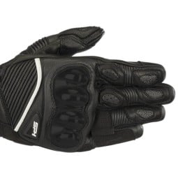 Motorcycle gloves Alpinestars SP-1 V2 black
