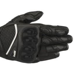 Motorrad-Handschuhe Alpinestars SP-1 V2 schwarz