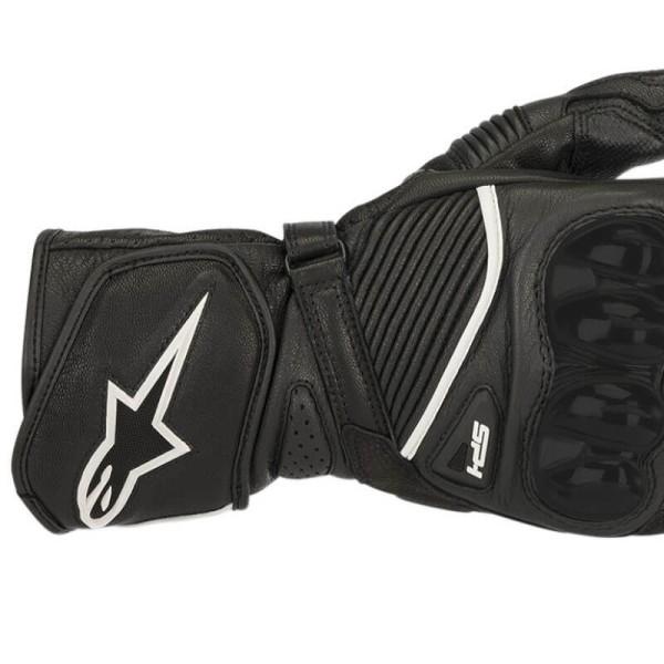 Motorcycle gloves Alpinestars SP-1 V2 black