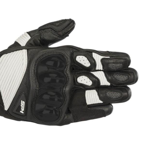 Guantes moto Alpinestars SP-1 V2 negro blanco