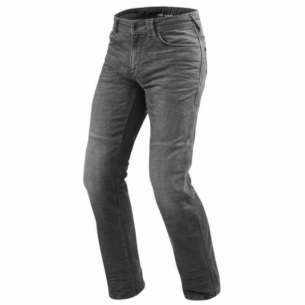 Motorcycle Jeans REVIT Philly 2 Grey Used