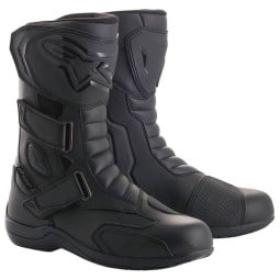 8 TCX Explorer EVO GORE-TEX Black Motorcycle Boot 7123G 41