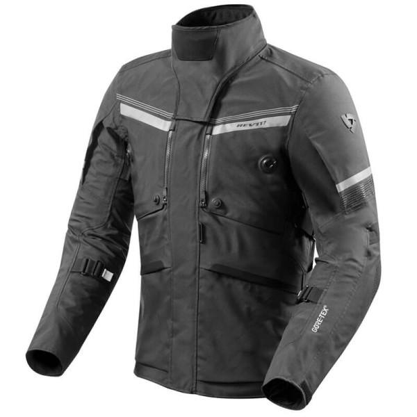 Veste Moto Tissu REVIT Poseidon 2 GTX Noir