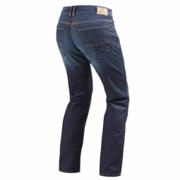 Jeans Moto REVIT Philly 2 Blu Scuro