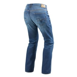 Motorcycle Jeans REVIT Philly 2 Blue Used ,Motorcycle Jeans