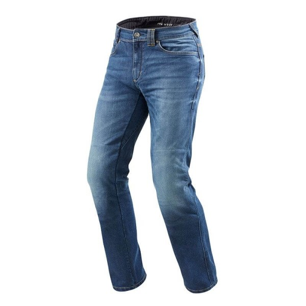 Motorrad Jeans REVIT Philly 2 Blau Used