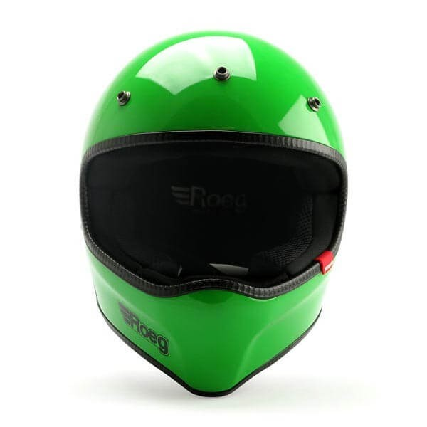 Motorcycle helmet Roeg Moto Peruna Jalapeno gloss