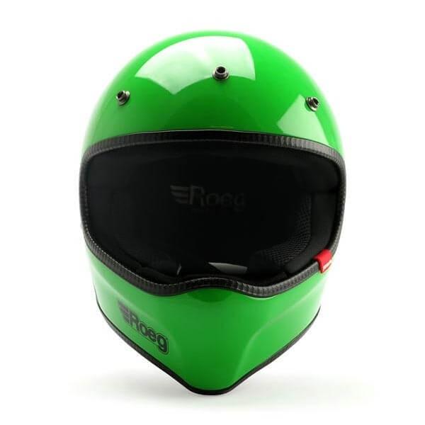 Motorrad helm Roeg Moto Peruna Jalapeno gloss
