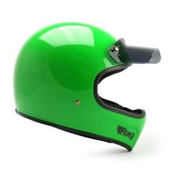 Motorcycle helmet Roeg Moto Peruna Jalapeno gloss, Vintage Helmets