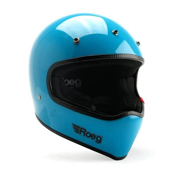 Motorrad helm Roeg Moto Peruna Sky gloss