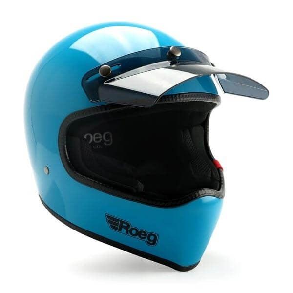 Casco de moto Roeg Moto Peruna Sky gloss