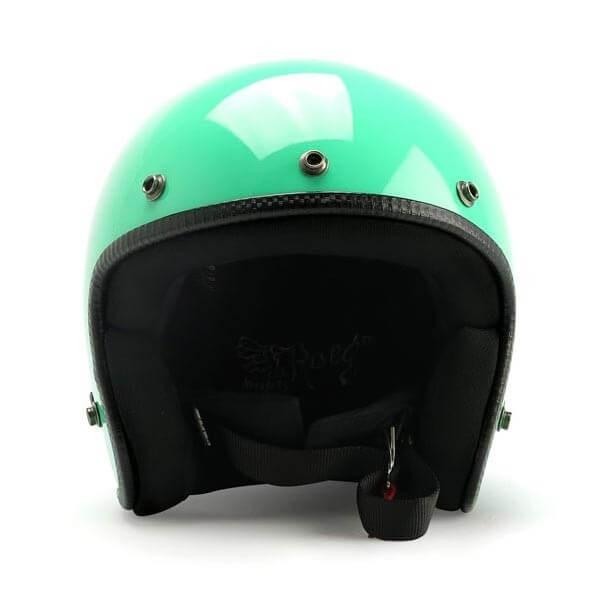 Casco jet de moto ROEG Moto JETT Dusty Jade gloss