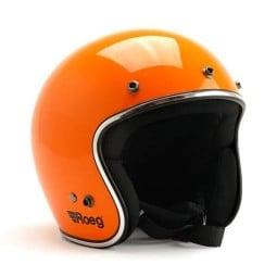 Motorrad jet helm ROEG Moto JETT Corn Yellow Gloss