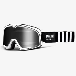 Motorradbrille 100% Barstow Coda ,Motorrad Brillen / Masken