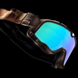 Motorcycle goggles 100% Barstow Pendleton ,Motorcycle Goggles