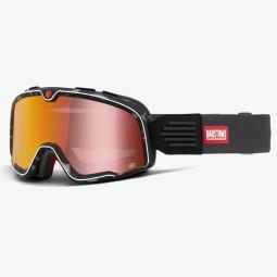 Motorradbrille 100% Barstow Gasby ,Motorrad Brillen / Masken