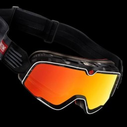 Motorcycle goggles 100% Barstow Gasby ,Motorcycle Goggles