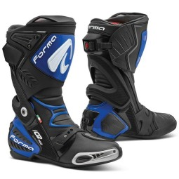 Motorcycle boots Forma Ice Pro black blue, Motorcycle Racing Boots