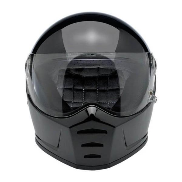 Casco de moto Biltwell Lane Splitter gloss black