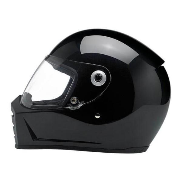 Motorcycle helmets Biltwell Lane Splitter gloss black