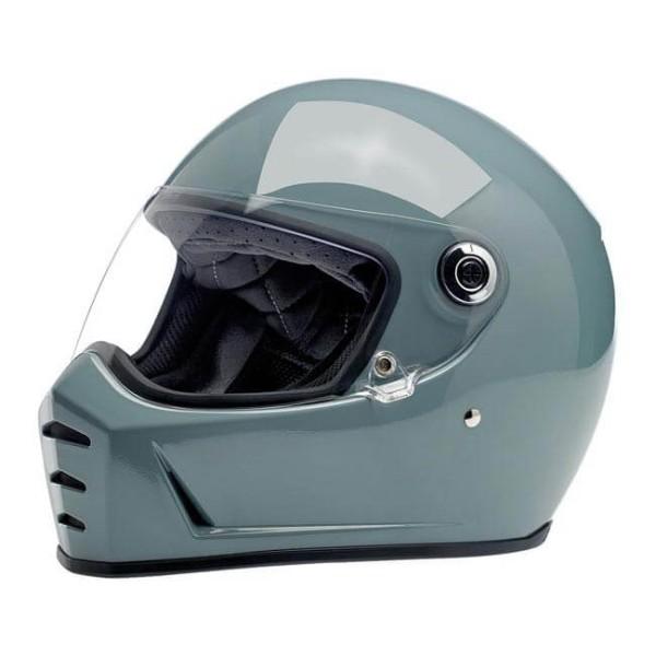Motorcycle helmets Biltwell Lane Splitter gloss agave