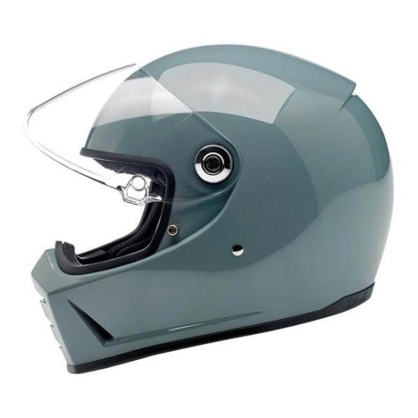 Motorrad helm Biltwell Lane Splitter gloss agave