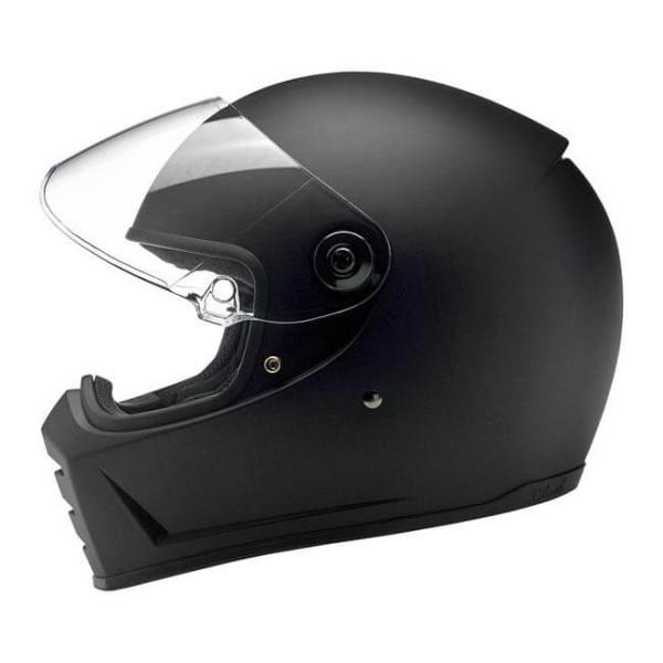 Motorcycle helmets Biltwell Lane Splitter flat black