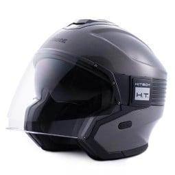Motorcycle helmet Blauer Hacker titanium ,Jet Helmets