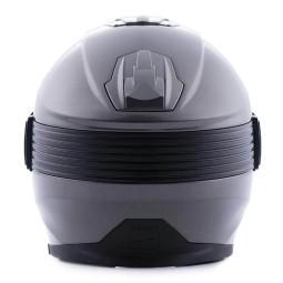Casco Blauer Hacker titanium, Caschi Jet