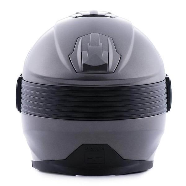 Motorcycle helmet Blauer Hacker titanium