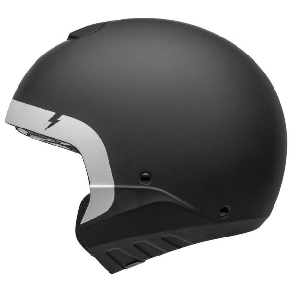 Motorcycle helmet Bell Broozer Cranium