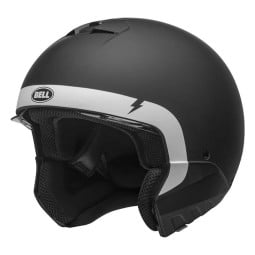 Motorrad helm Bell Broozer Cranium ,Integral Helme