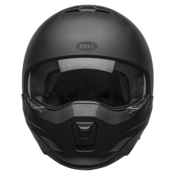 Casco de moto Bell Broozer Matte Black