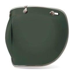 Visière Bell Custom 500 3-snap Bubble DLX Wayfarer Green