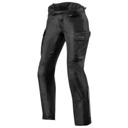Pantalón moto Rev it Outback 3 Ladies negro, Pantalones moto