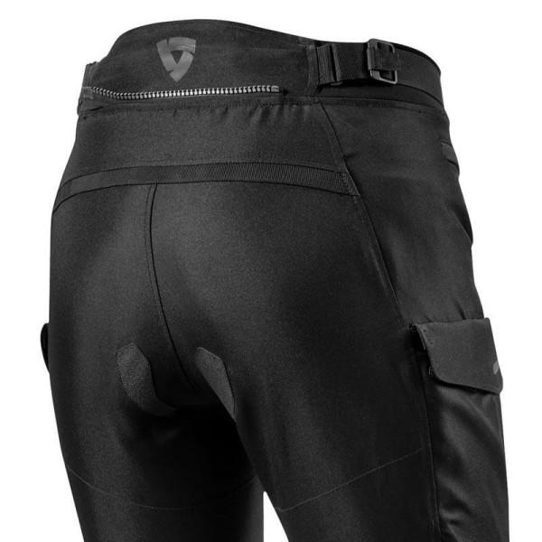 Pantalón moto Rev it Outback 3 Ladies negro