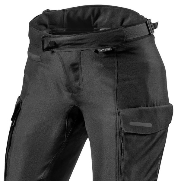 Motorcycle pants Rev it Outback 3 Ladies black