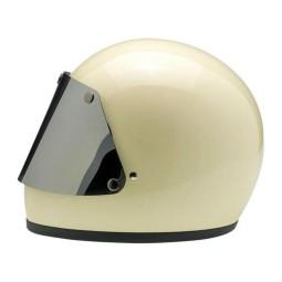 Visier Biltwell Gringo Blast Shield Chrome, Visiere und Zubehör