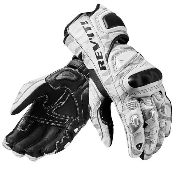 Motorcycle gloves rev it Jerez 3 grey