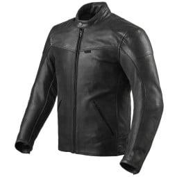 Giacca pelle moto Rev it Sherwood Air, Giubbotti e Giacche Pelle Moto