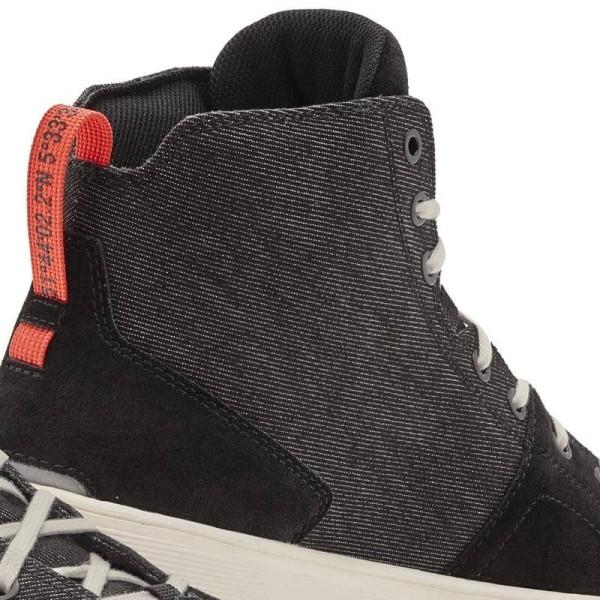 Zapatos de moto Rev it Delta H2O negro