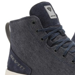 Zapatos de moto Rev it Delta H2O azul
