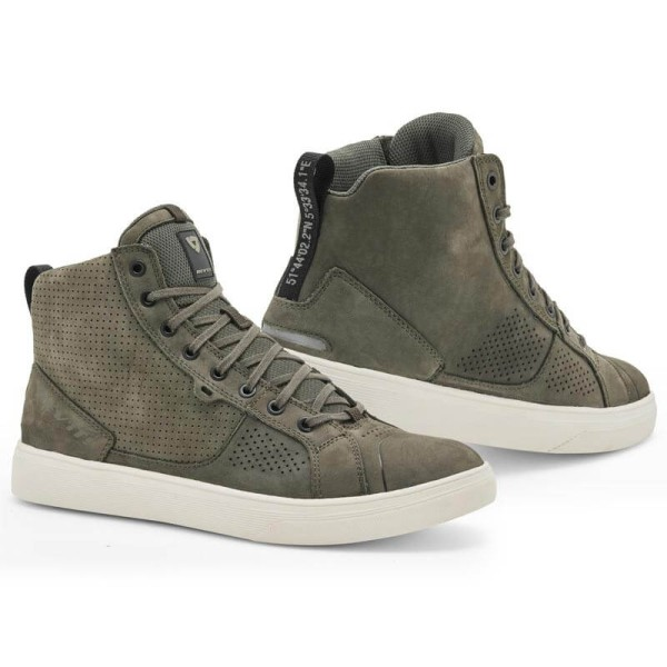 Motorcycle shoes Rev it Arrow Olive Green