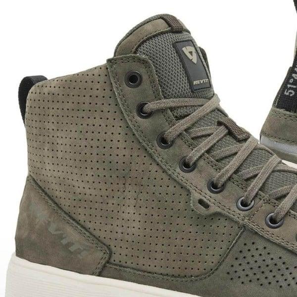 Chaussures moto Rev it Arrow Vert Olive